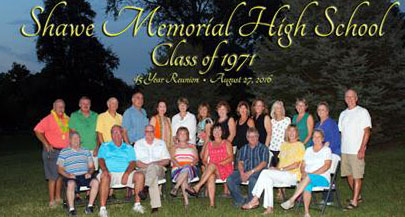 Shawe Memorial Class of 1971